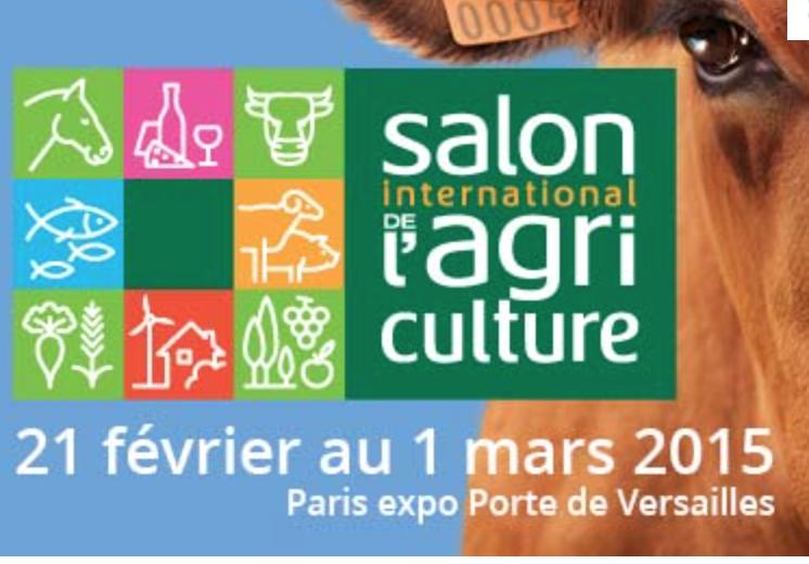 Un Nozi 201 Rois Au Salon De L Agriculture 192 Paris Noz Infos