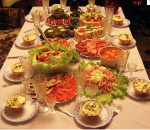 La st sylvestre noz 39 infos for Table yennayer